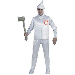 Tin Man Wizard of Oz Costume Men's